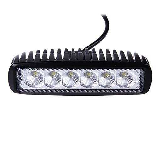 Лампы 18W Высокомощный LED 2650lm Светодиодная лампа Рабочее освещение лампы освещение