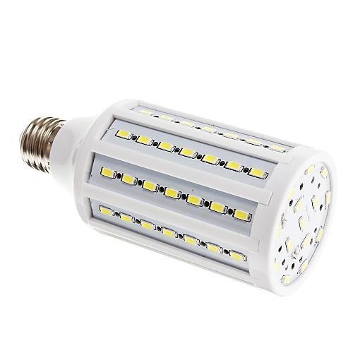 18W 1200 lm E14 E26/E27 B22 LED лампы типа Корн T 84 светодиоды SMD 5730 Тёплый белый Холодный белый AC 220-240V цена