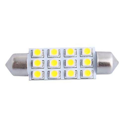 SO.K 1 шт. Автомобиль Лампы 3W SMD LED Внутреннее освещение лампы освещение