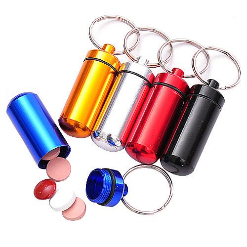 таблетки Дело Водонепроницаемый, Компактный размер для Пешеходный туризм - пластик