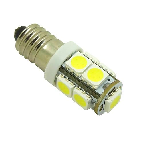 2pcs E10 Автомобиль Лампы 1W SMD 5050 100lm Светодиодная лампа Внутреннее освещение For Универсальный цена
