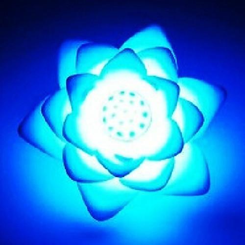 Цветок Rotocast Цвет меняющейся ночник