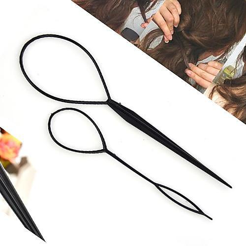 Жен. Девочки Японский и корейский стиль Elegant корейский Резинка Заколка Спица для волос - Цветы Акрил гребни bizon гребень диадема заколка