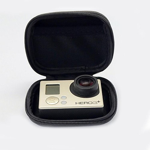Аксессуары Мешки Высокое качество Для Экшн камера Gopro 5 Gopro 3 Gopro 3 Gopro 2 Спорт DV Кожа PU
