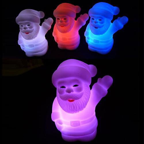 Coway Chirstmas дед мороз разноцветных привело ночник праздничная продукция