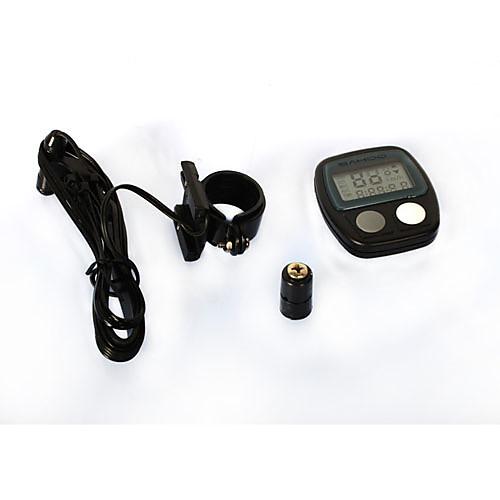 ROSWHEEL LCD 14-функциональный водонепроницаемый велосипедный компьютер-спидометр (черный)  214.000