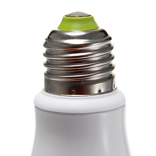 E26/E27 7W SMD 5730 600 LM Тёплый белый Круглые LED лампы AC 100-240 V от MiniInTheBox.com INT