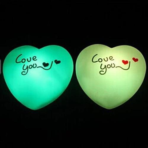 Coway день подарочные свадьба поставок красочный свет ночи СИД святого Валентина