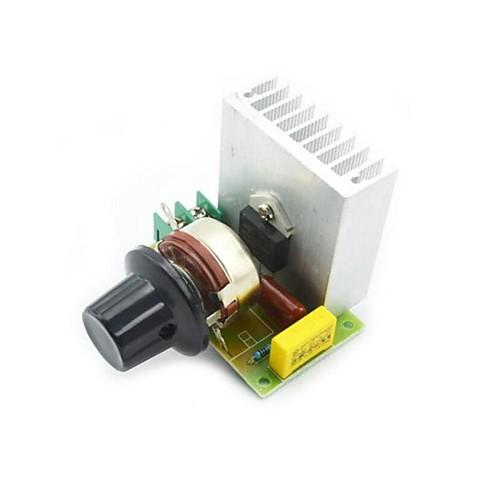 3800W SCR электронный регулятор напряжения затемнения диммеры скорость управляющего термостата
