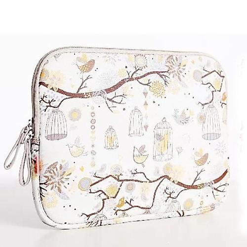 свобода птица 13 14 15 Дело PU кожаный ноутбук рукав сумка ноутбук сумка ноутбук