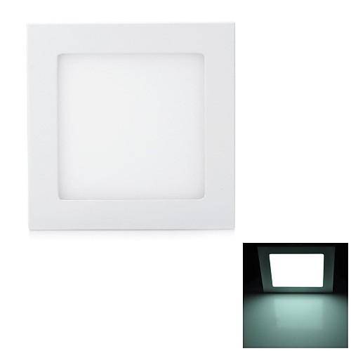 Marsing 9W 900lm 6500K 60-SMD 2835 LED белого Потолочный светильник - белый (85 ~ 240 В)