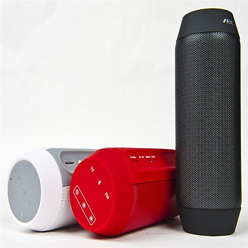 BQ-615 High Quality  LED Bluetooth-динамик с TF портом / FM радио / MP3 / для IPhone (разные цвета) от MiniInTheBox.com INT