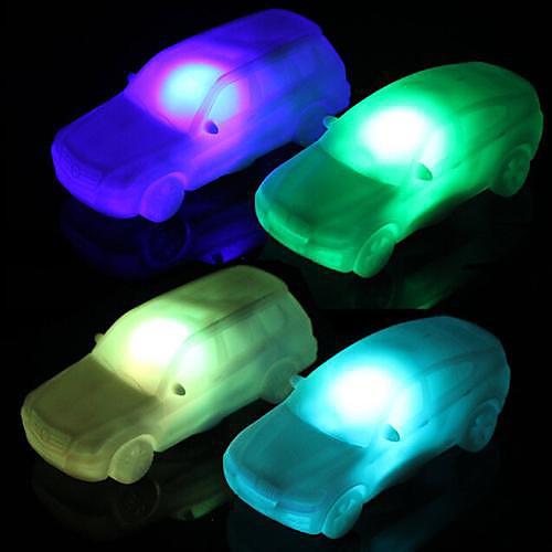 Coway Красочные автомобилей Светодиодные Night Light Малый фонарь