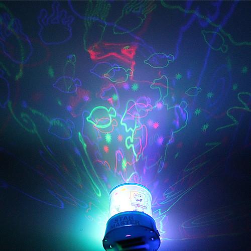 поделки рыбы романтическая галактика звездное небо проектор ночник для рождественской вечеринки