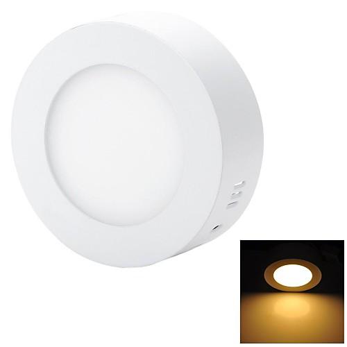 Marsing 6 Вт 600lm 3500K 30-SMD 2835 Светодиодные лампы теплый белый Потолочный светильник - белый (85 ~ 240 В)