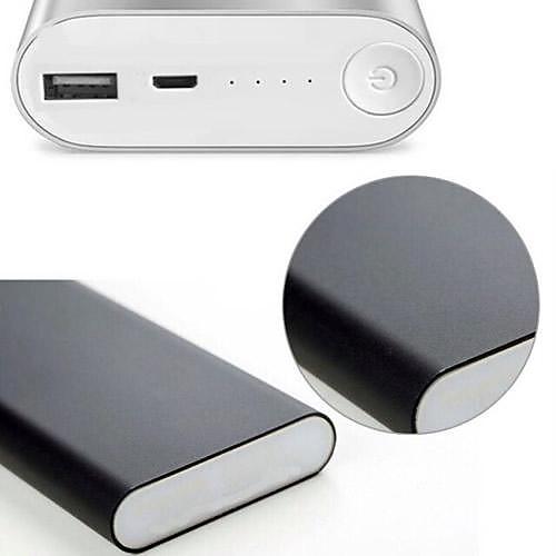 Портативный внешний аккумулятор в комплекте с USB-кабелем с четырьмя выходами (разные цвета) 20000mAh от MiniInTheBox.com INT