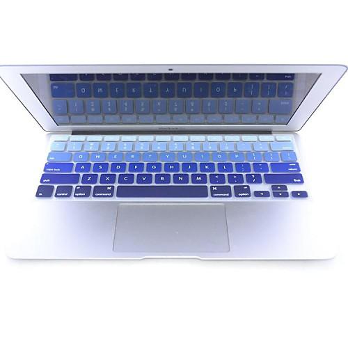 coosbo красочный силиконовой кожей крышка клавиатуры для 11,6 , 13,3, 15,4 , 17 MacBook Air Pro сетчатки аксессуар док станция henge docks hd01va17mbp для macbook pro 17