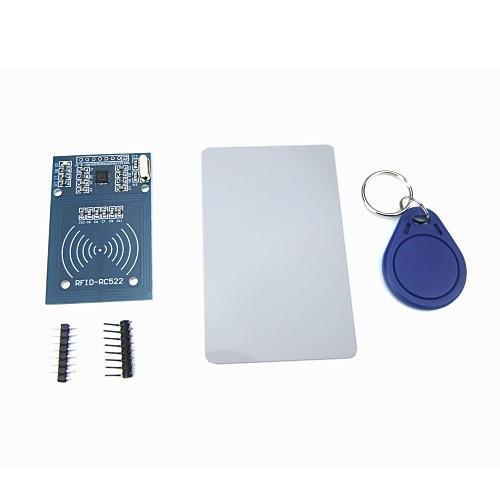 MFRC-522 rc522 RFID индукционный датчик модуль IC карты с бесплатным S50 брелок карты