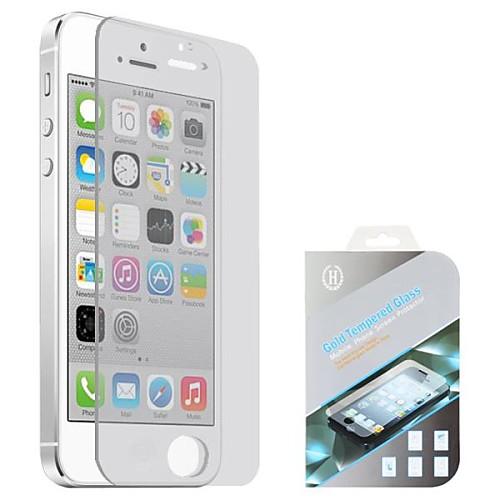 Защитная плёнка для экрана Apple для iPhone SE/5s iPhone 5c iPhone 5 Закаленное стекло 1 ед. Защитная пленка для экрана Взрывозащищенный защитная пленка explay для iphone se 5 5c 5s матовая
