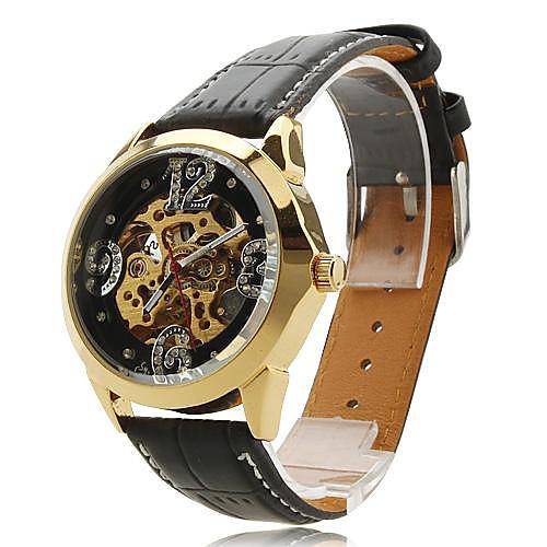PU Женская аналоговый Механические наручные часы 9261 (черный. Заказ, упаковка, доставка наручных часов