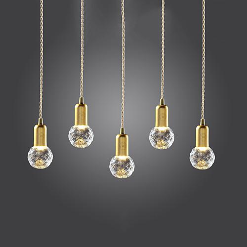 Модерн Подвесные лампы Потолочный светильник - Мини LED, 110-120Вольт 220-240Вольт Лампочки включены люстры