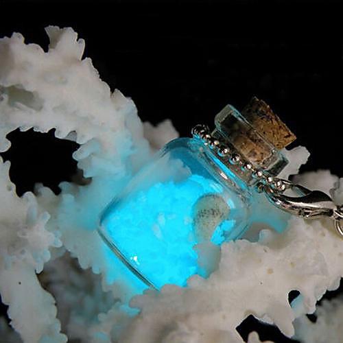 Coway желающие бутылки хотите играть в хоккей флуоресценции счастливая звезда песка мобильного телефона цепи ночник