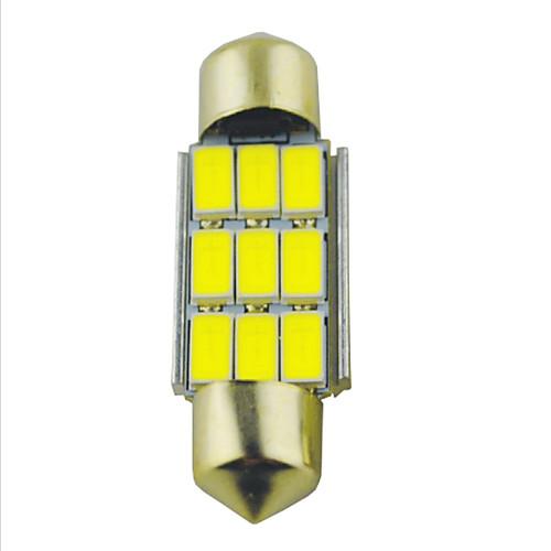 SO.K 2pcs 36mm Лампы 2W SMD 5630 9 Лампа поворотного сигнала For Универсальный цена
