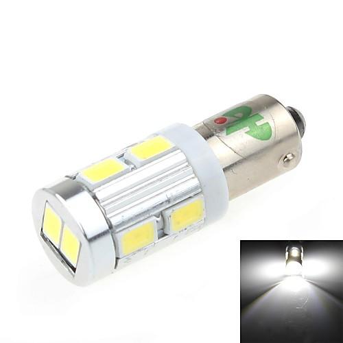 ba9s5w 300lm 6500k 10  2835 светодиодные лампы белого света светодиодные лампы для автомобилей тормоза светодиодные / фонарь заднего хода / заднего