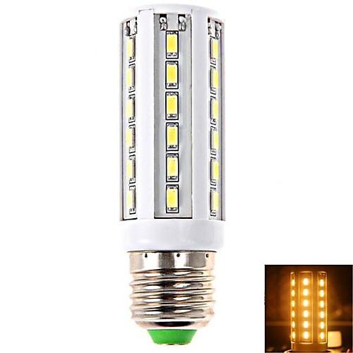 YWXLIGHT 1шт 10 W 900LM E14 / B22 / E26 / E27 LED лампы типа Корн T 42 Светодиодные бусины SMD 5730 Тёплый белый / Холодный белый / Естественный белый 100-240 V