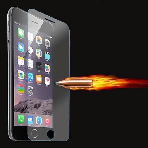 Защитная плёнка для экрана Apple для iPhone 6s iPhone 6 Закаленное стекло 1 ед. Защитная пленка для экрана Взрывозащищенный 2.5D от MiniInTheBox.com INT