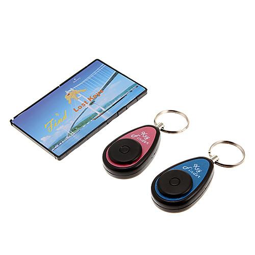 2 в 1 Беспроводная электронная Key Finder с брелка электронной карты