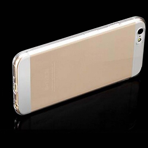 Ультра-тонкий прозрачный чехол для IPhone 6 Plus от MiniInTheBox.com INT