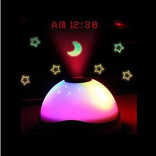 Coway фантазия световой красочный проекция небо привело ночник часы