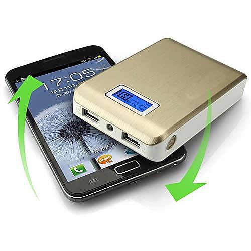 Портативный внешний аккумулятор для IPhone 5 / 5S Samsung S4 / 5 HTC LG, Pineng PN-928 10000mAh от MiniInTheBox.com INT