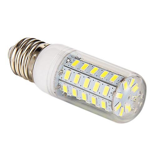 3.5W 300-350lm E26 / E27 LED лампы типа Корн T 48 Светодиодные бусины SMD 5730 Естественный белый 220-240V цена