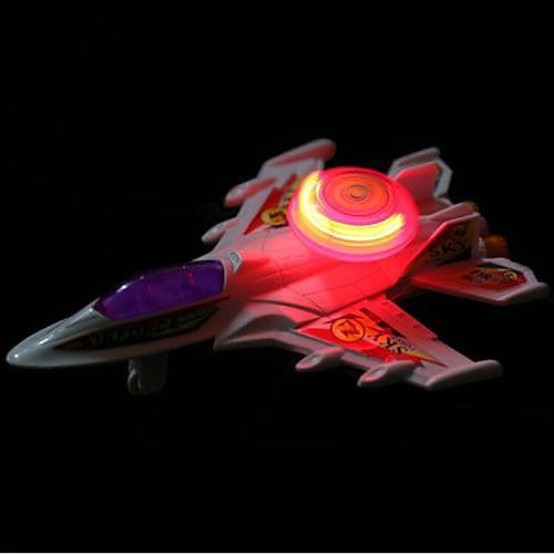 Coway авиация модель самолета ребенок тянуть свет ночника