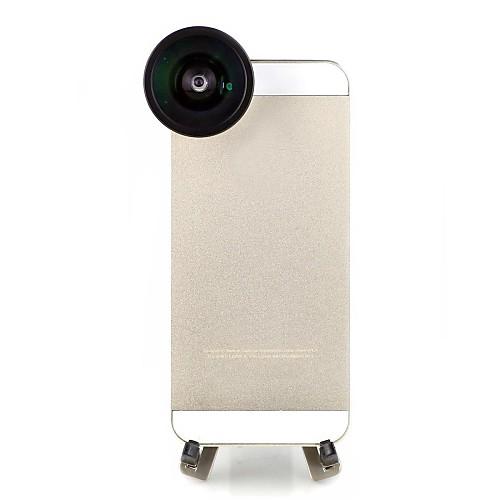 Универсальный 0.4x широкоугольный объектив для IPhone / IPhone 6 6 Plus IPad / Samsung и другие от MiniInTheBox INT