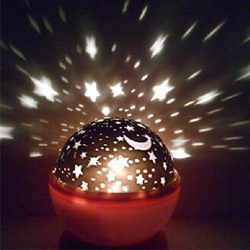 Coway автоматический ротационный мечта световой проекции лампа (случайный цвет)