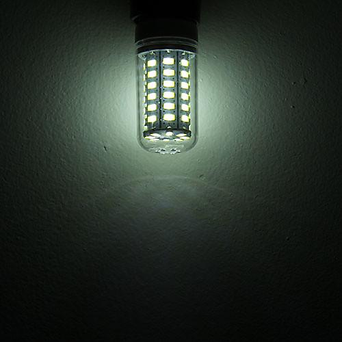 4w e26 / e27 привело кукурузные огни t 56 smd 5730 400-450 lm теплый белый / холодный белый ac 220-240 v 5 шт. от MiniInTheBox.com INT