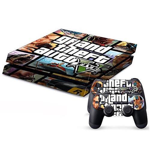 б-Skin PS4 консоли защитная наклейка обложка кожи наклейка контроллер кожи