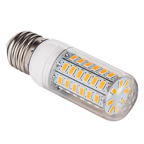 5W 450lm E26 / E27 LED лампы типа Корн T 56 Светодиодные бусины SMD 5730 Тёплый белый / Холодный белый 220-240V цена