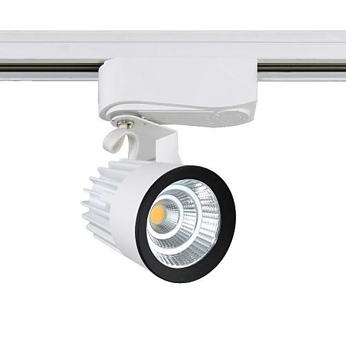 15w 1000lm COB 2700-3200K теплый белый свет водить пятна дорожки лампа лампы (ac85-256v)