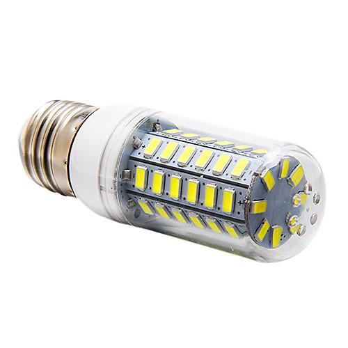 5 Вт. 450 lm E14 G9 E26/E27 LED лампы типа Корн 56 светодиоды SMD 5730 Тёплый белый Холодный белый AC 220-240V цена