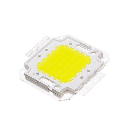 50w 4500LM 6000К холодный белый привело чип (30-35v)