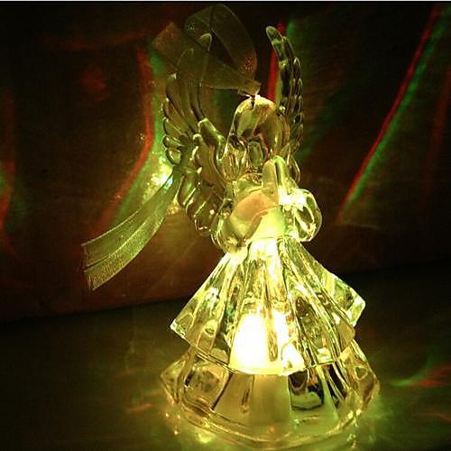 Coway акриловые молятся ангелы разноцветных привело ночник