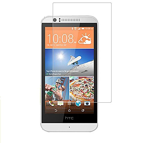 Dengpin High Definition (HD) Clear Invisible Screen Protector Guard Film for HTC Desire 510