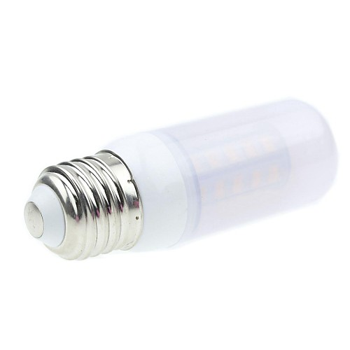 SENCART 5 Вт. 450-500 lm E26/E27 Круглые LED лампы 36PCS светодиоды SMD 5730 Декоративная Тёплый белый DC 12V
