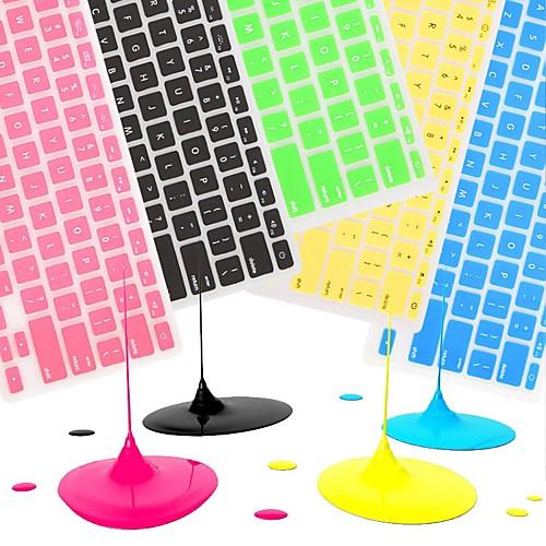 coosbo красочный силиконовой кожей крышка клавиатуры для 11 / 13 / 15 / 17 MacBook Air Pro / сетчатки (ассорти цветов) накладка для клавиатуры 11 apple macbook pro mac 13 15 17 13 01ku 2us9