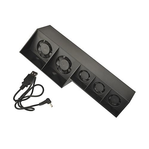 супер USB кулер вентилятор охлаждения 5-вентилятор для приставка PS4 игровой консоли