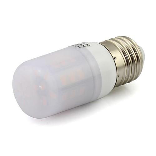 2 Вт. 80-120 lm E26/E27 LED лампы типа Корн T 27 светодиоды SMD 5730 Декоративная Тёплый белый Холодный белый DC 12V